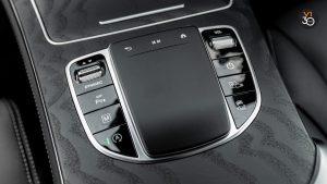 Mercedes-Benz GLC300 4MATIC AMG Premium Plus - Center Console Pad