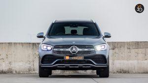 Mercedes-Benz GLC300 4MATIC AMG Premium Plus - Front