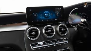 Mercedes-Benz GLC300 4MATIC AMG Premium Plus - Screen