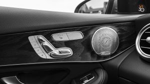 Mercedes-Benz GLC300 4MATIC AMG Premium Plus - Speaker and Window Control
