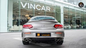 Mercedes C43 Coupe 4MATIC AMG - Rear Direct