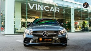 Mercedes-AMG C43 Saloon AMG 4matic Premium Plus - Front Direct