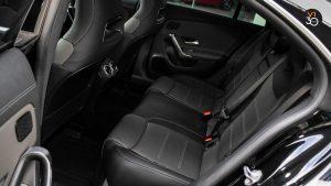 Mercedes CLA180 Coupe AMG Premium Plus - Backseat with Seatbelt