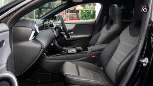 Mercedes CLA180 Coupe AMG Premium Plus - Front Passenger Seat