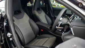 Mercedes CLA180 Coupe AMG Premium Plus - Front Seats