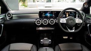 Mercedes CLA180 Coupe AMG Premium Plus - Interior Dash