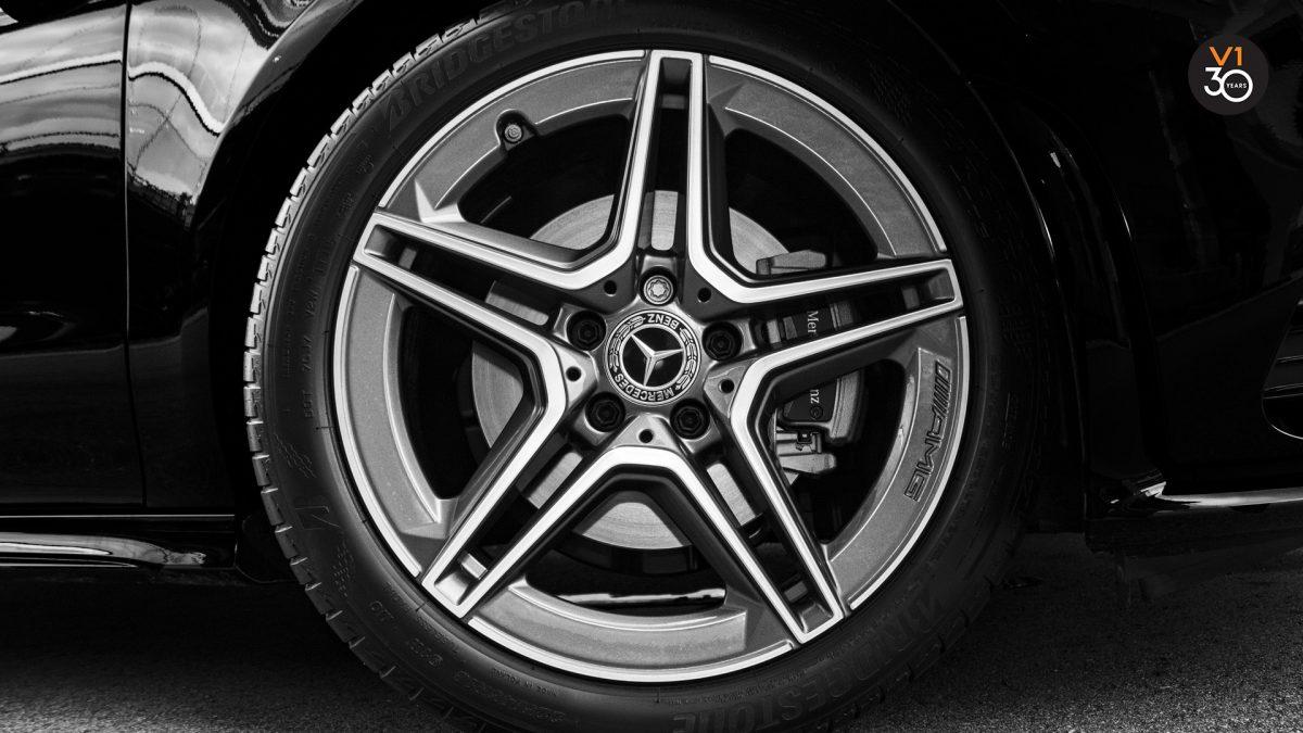 Mercedes CLA180 Coupe AMG Premium Plus - Wheels