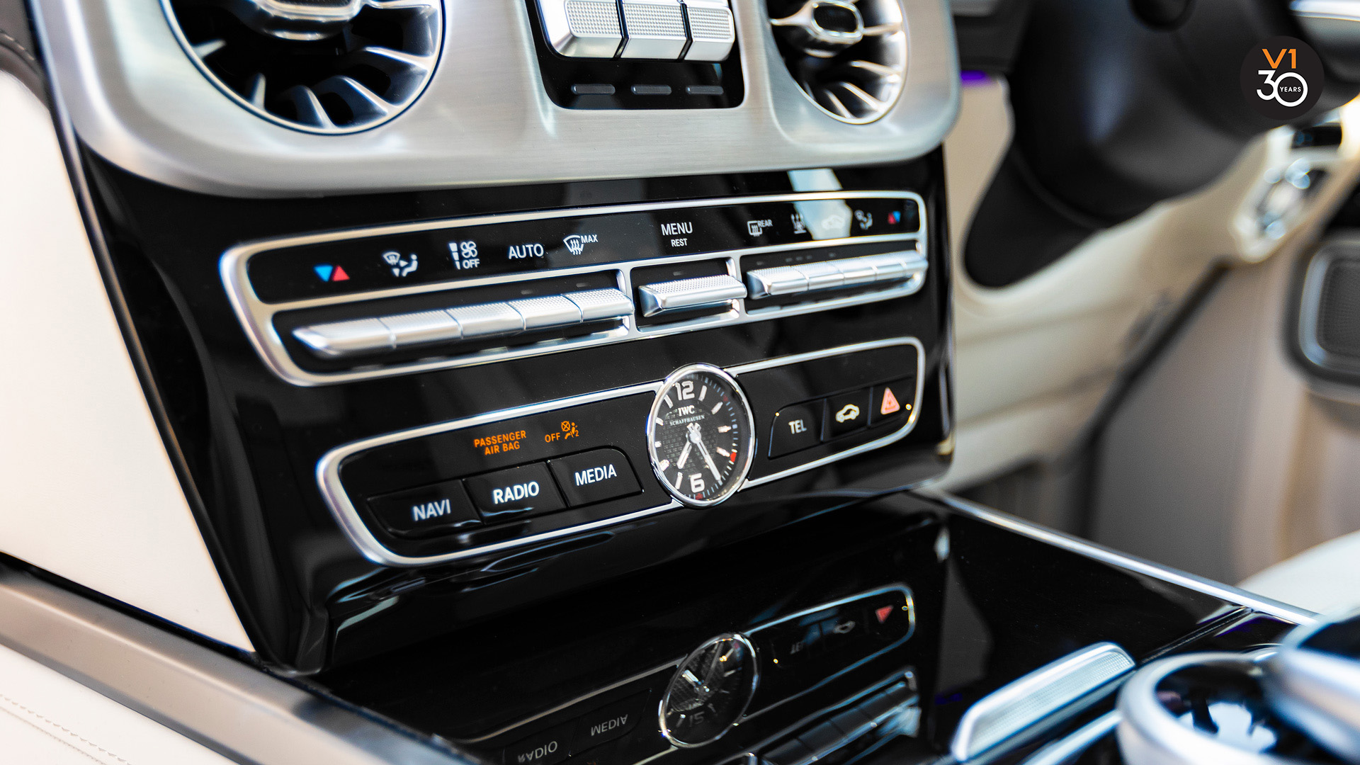 Mercedes G63 AMG - Multimedia System