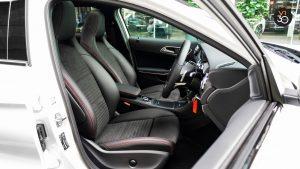 Mercedes GLA200 AMG Line - Driver Seat