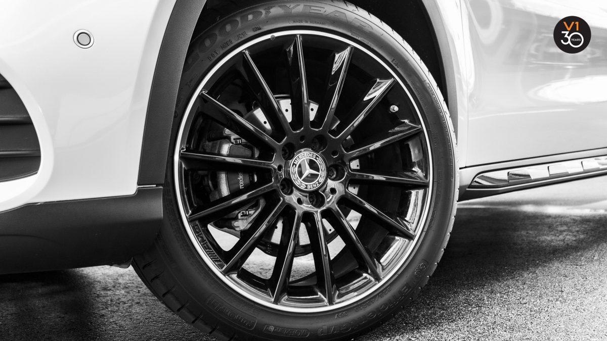 Mercedes GLA200 AMG Line - Wheels