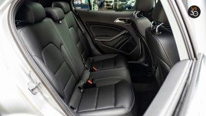 Mercedes GLA 200 Sports - Backseat