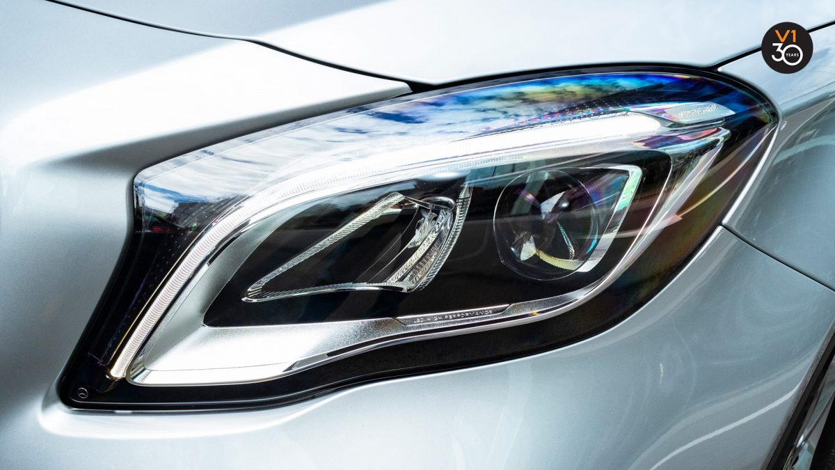Mercedes GLA200 Sports - Headlamp