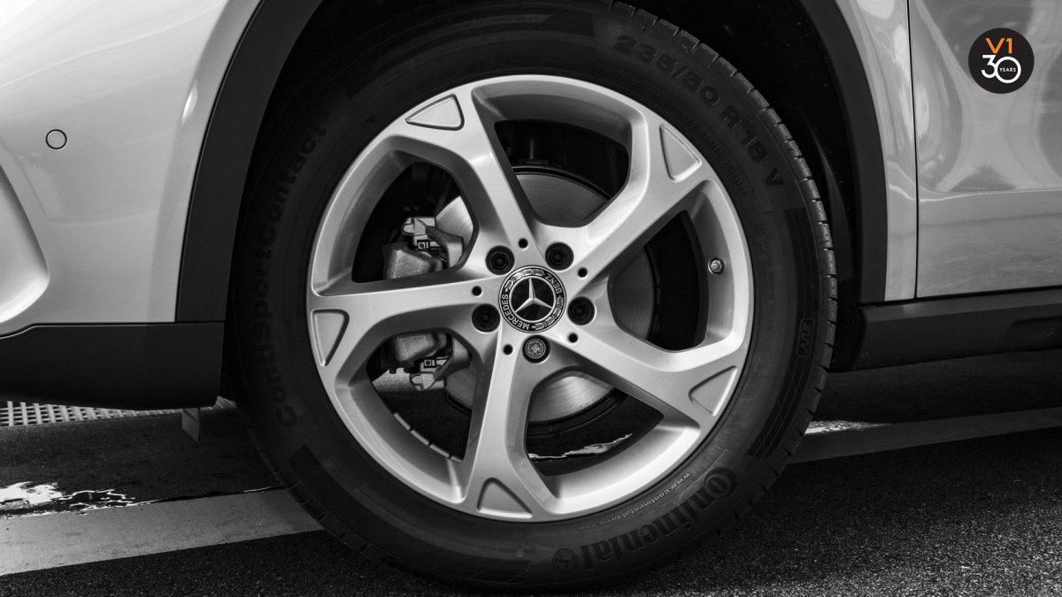 Mercedes GLA200 Sports - Wheels