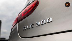 Mercedes GLC300 Coupe 4MATIC AMG Premium Plus - GLC300 Badge