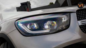 Mercedes GLC300 Coupe 4MATIC AMG Premium Plus - Headlamps