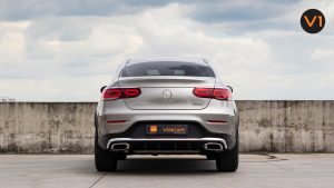 Mercedes GLC300 Coupe 4MATIC AMG Premium Plus - Rear Direct