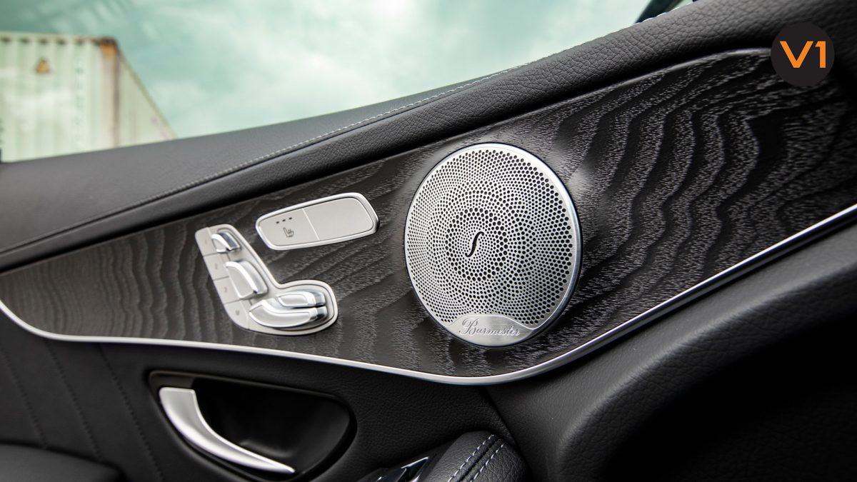 Mercedes GLC300 Coupe 4MATIC AMG Premium Plus - Speaker