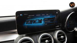 Mercedes GLC300 Coupe 4MATIC AMG Premium Plus - Touchscreen Display