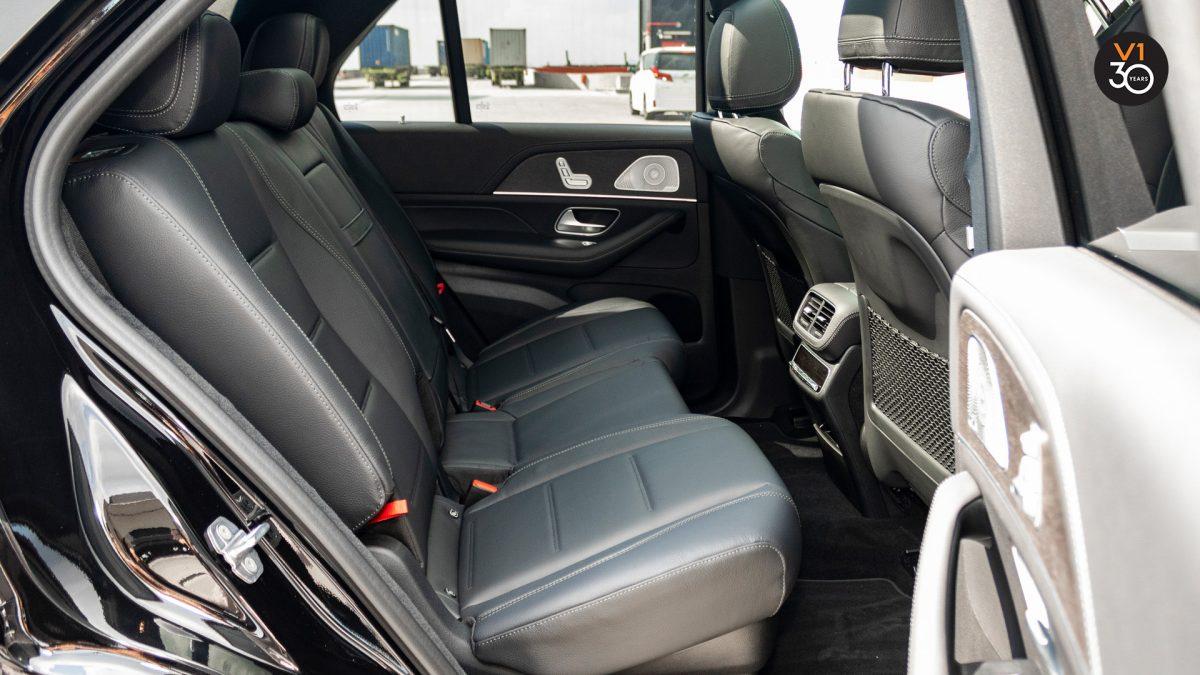Mercedes GLE450 AMG 4Matic Premium Plus - Backseat