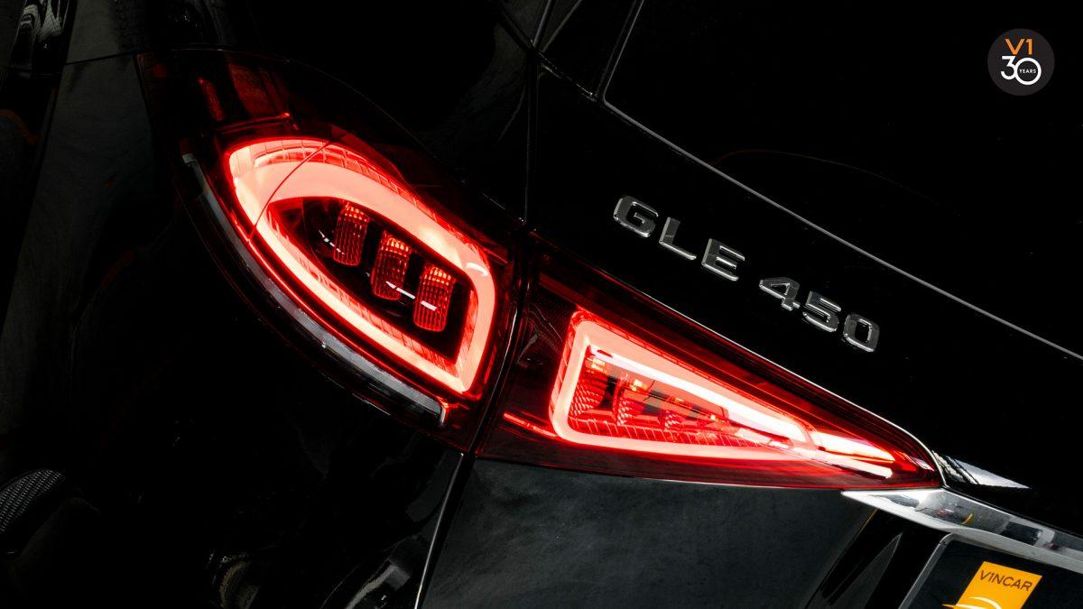 Mercedes GLE450 AMG 4Matic Premium Plus Badge