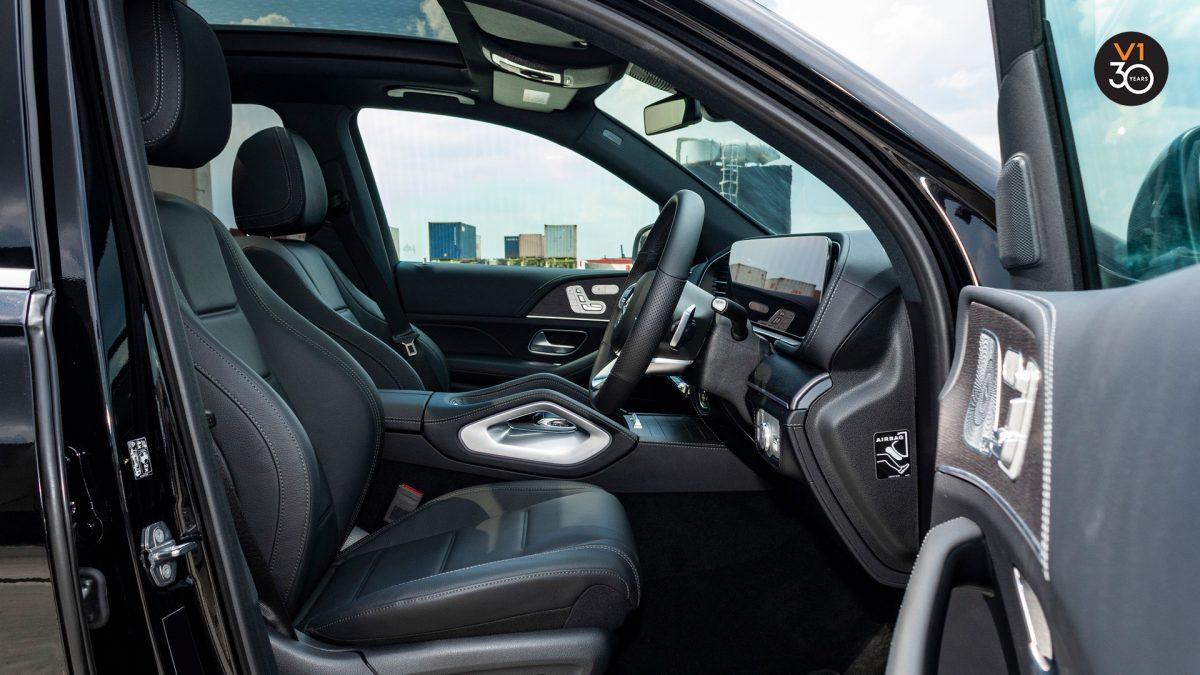 Mercedes GLE450 AMG 4Matic Premium Plus - Driver Seat