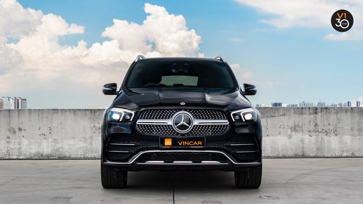 Mercedes GLE450 AMG 4Matic Premium Plus - Front