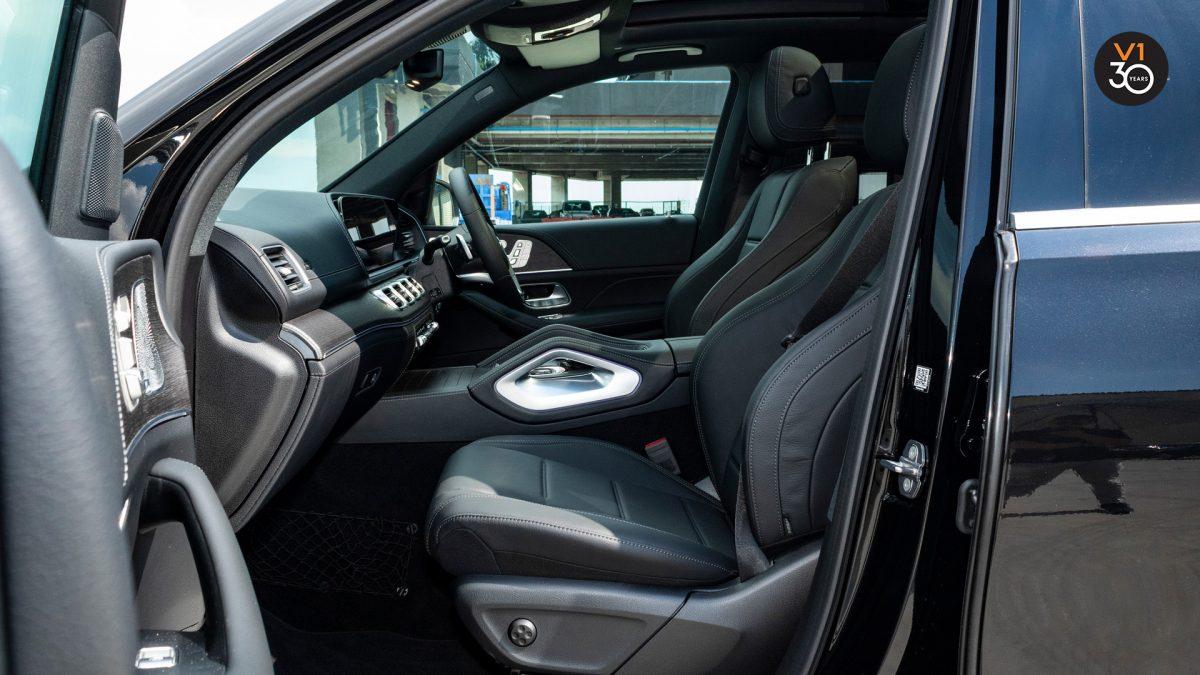 Mercedes GLE450 AMG 4Matic Premium Plus - Front Passenger Seat