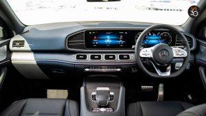 Mercedes GLE450 AMG 4Matic Premium Plus - Interior Dash