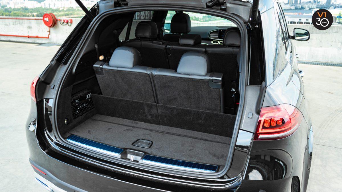 Mercedes GLE450 AMG 4Matic Premium Plus - Trunk