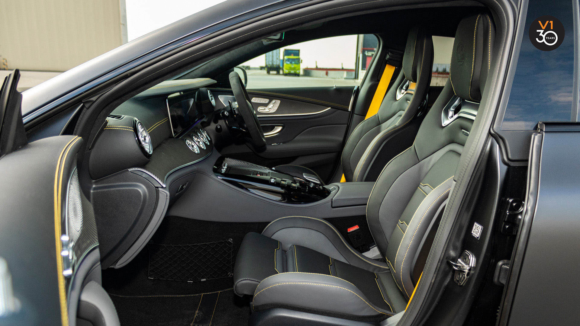 Mercedes GT63 S 4Matic+ Edition 1 AMG - Front Passenger Seat