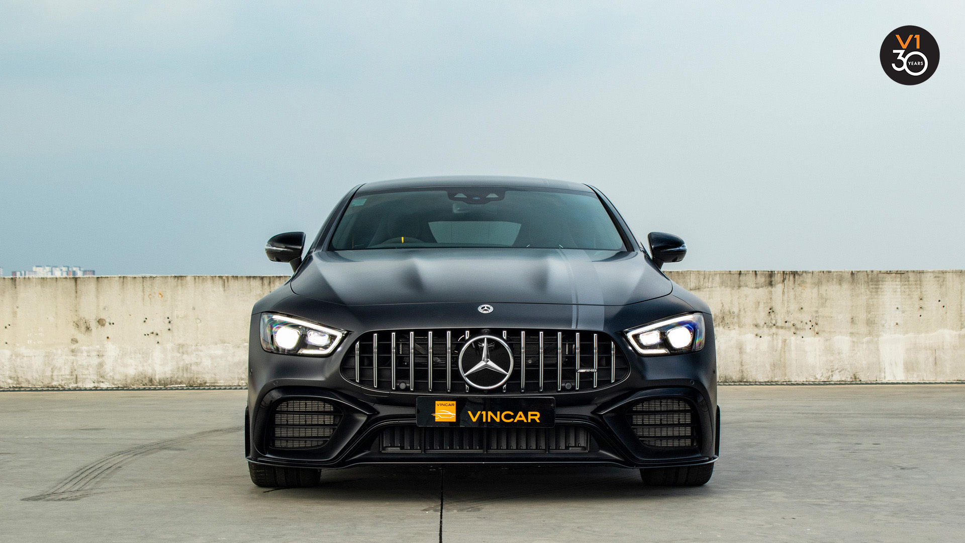 Mercedes GT63 S 4Matic+ Edition 1 AMG - Front