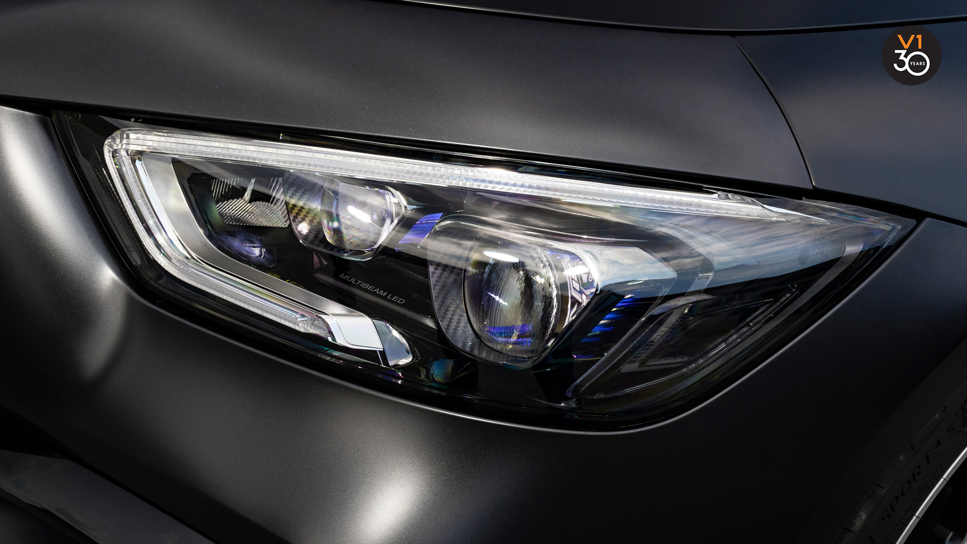 Mercedes GT63 S 4Matic+ Edition 1 AMG - Headlamp