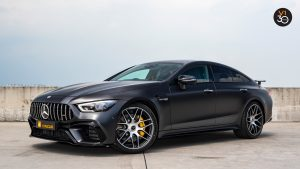 Mercedes GT63 S 4Matic+ Edition 1 AMG - Side Profile