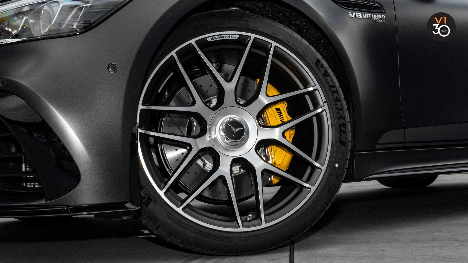 Mercedes GT63 S 4Matic+ Edition 1 AMG - Wheels
