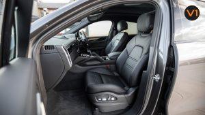 Porsche Cayenne Coupe - Front Passenger Seat