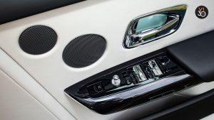 Rolls-Royce Phantom Extended Wheelbase - Door Sill
