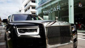 Rolls-Royce Phantom Extended Wheelbase - Headlamp