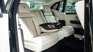 Rolls-Royce Phantom Extended Wheelbase - Passenger Seat