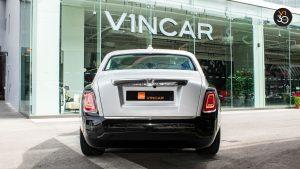 Rolls-Royce Phantom Extended Wheelbase - Rear Direct