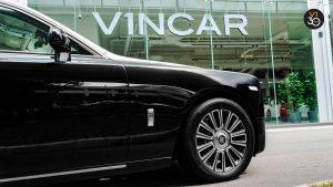 Rolls-Royce Phantom Extended Wheelbase - Side Profile