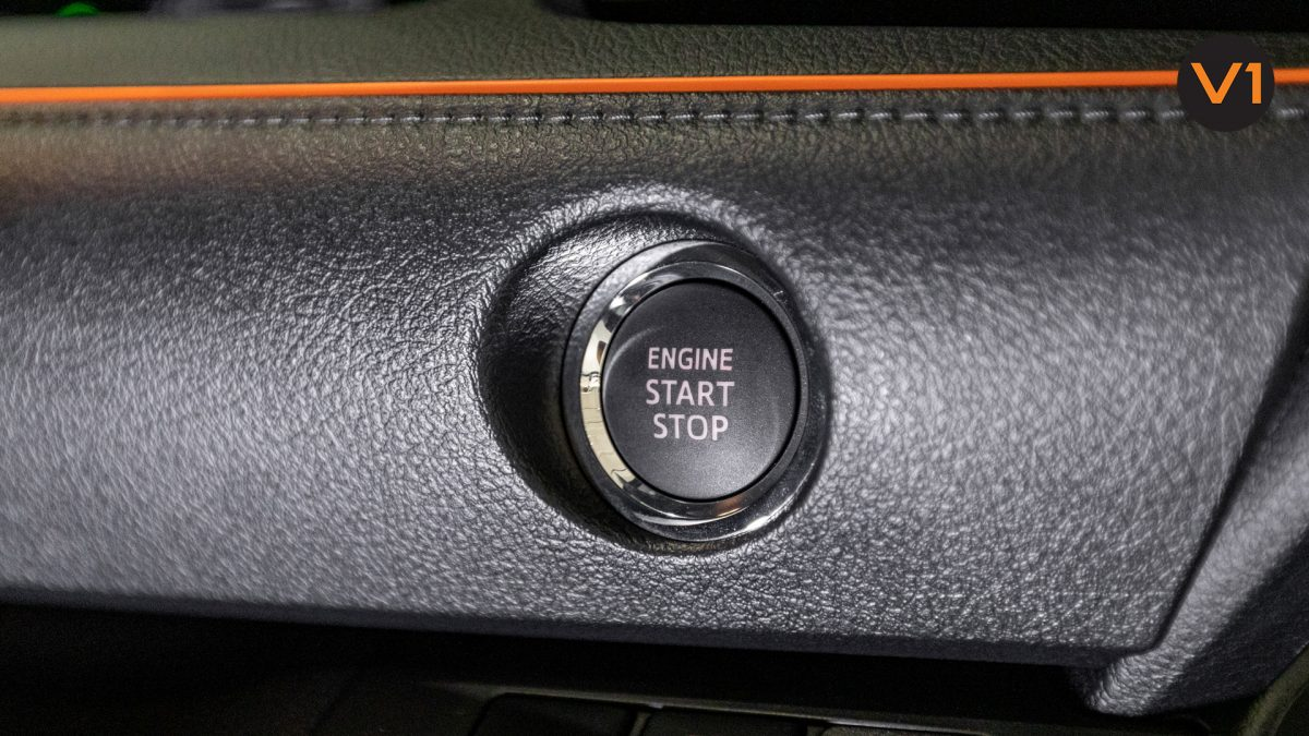 TOYOTA SIENTA 1.5G (NEW FACELIFT) LED - Engine Button