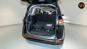 TOYOTA SIENTA 1.5G (NEW FACELIFT) LED - Rear Foldable Seat