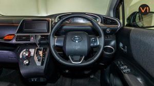 TOYOTA SIENTA 1.5G (NEW FACELIFT) LED - Steering Wheel