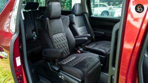 Toyota Alphard 2.5S 7 Seater - Back Seat
