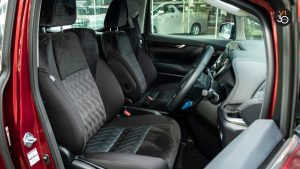 Toyota Alphard 2.5S 7 Seater - Driver Seat