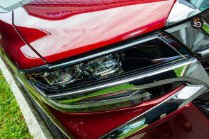 Toyota Alphard 2.5S 7 Seater - Headlamp