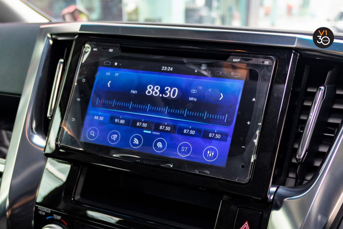 Toyota Alphard 2.5S 7 Seater - Screen