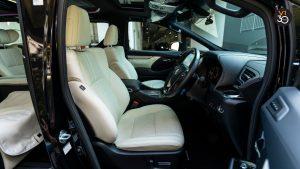 Toyota Alphard 3.5 Executive Lounge - Driver Seat