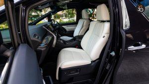 Toyota Alphard 3.5 Executive Lounge - Front Seat