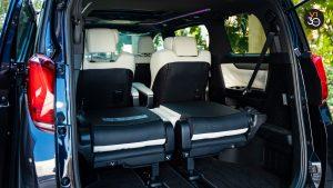 Toyota Alphard 3.5 Executive Lounge - Rear Seat 2